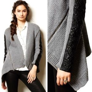 ✨Anthropologie Moth Oltrarno Open Front Cardigan✨